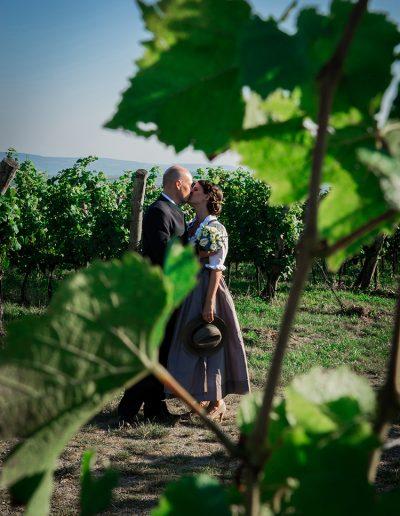 Hochzeit in den Weingärten der Wachau