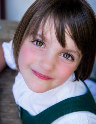 Portrait eines Kindes im Bründlmayer