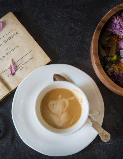 Stilleben Kaffeehaustradition und Kultur in Baden bei Wien