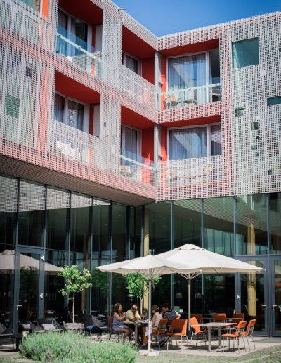 Aufnahme vom Hotel Loisium in der Wachau