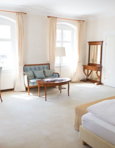 Suit im Hotel Schloss Mühldorf