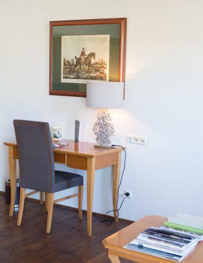 Interieur ExterieurGästezimmer im Hotel Schloss Mühldorf