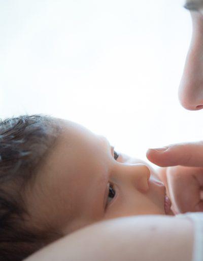 Foto Mama und Baby