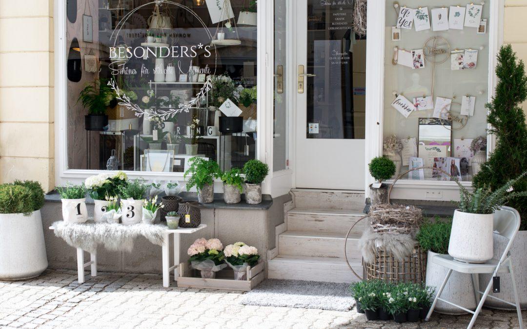 Ein Laden mitten im Herzen von Baden bei Wien Besonders