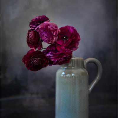 Fotoplakat Blumenvase by Katharina Axmann Photography