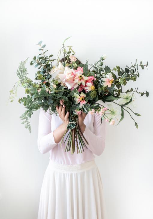 Fotoplakat versteckte Schönheit by Katharina Axmann Photography