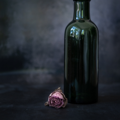 Fotoplakat Rose by Katharina Axmann Photography