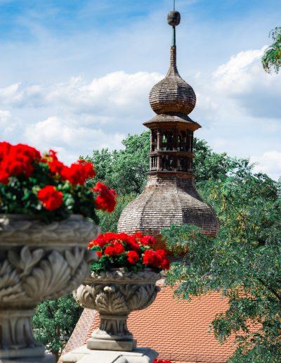 Hochzeit im Schloss Thalheim