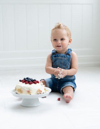 Cake smash von Katharina Axmann Photography