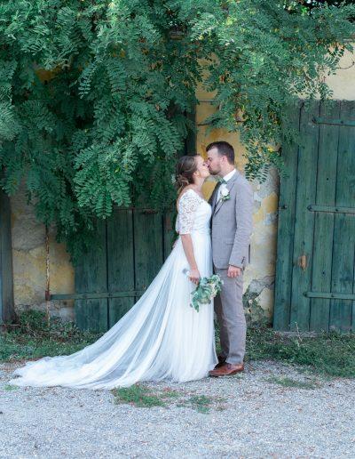 Hochzeit beim Weingut Esterhazy