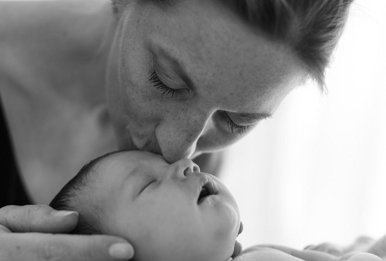 Babybauch von Katharina Axmann Photography